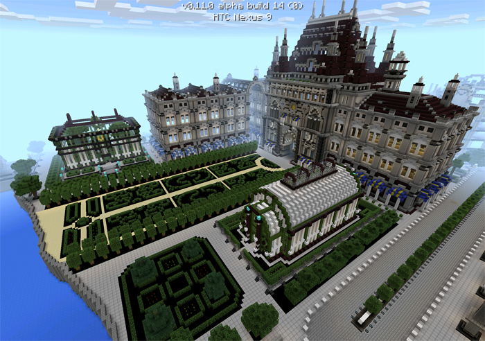 Imperial City [Creation] | Minecraft PE Maps