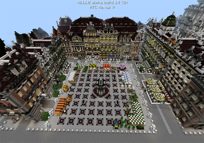 Imperial city minecraft 1 5