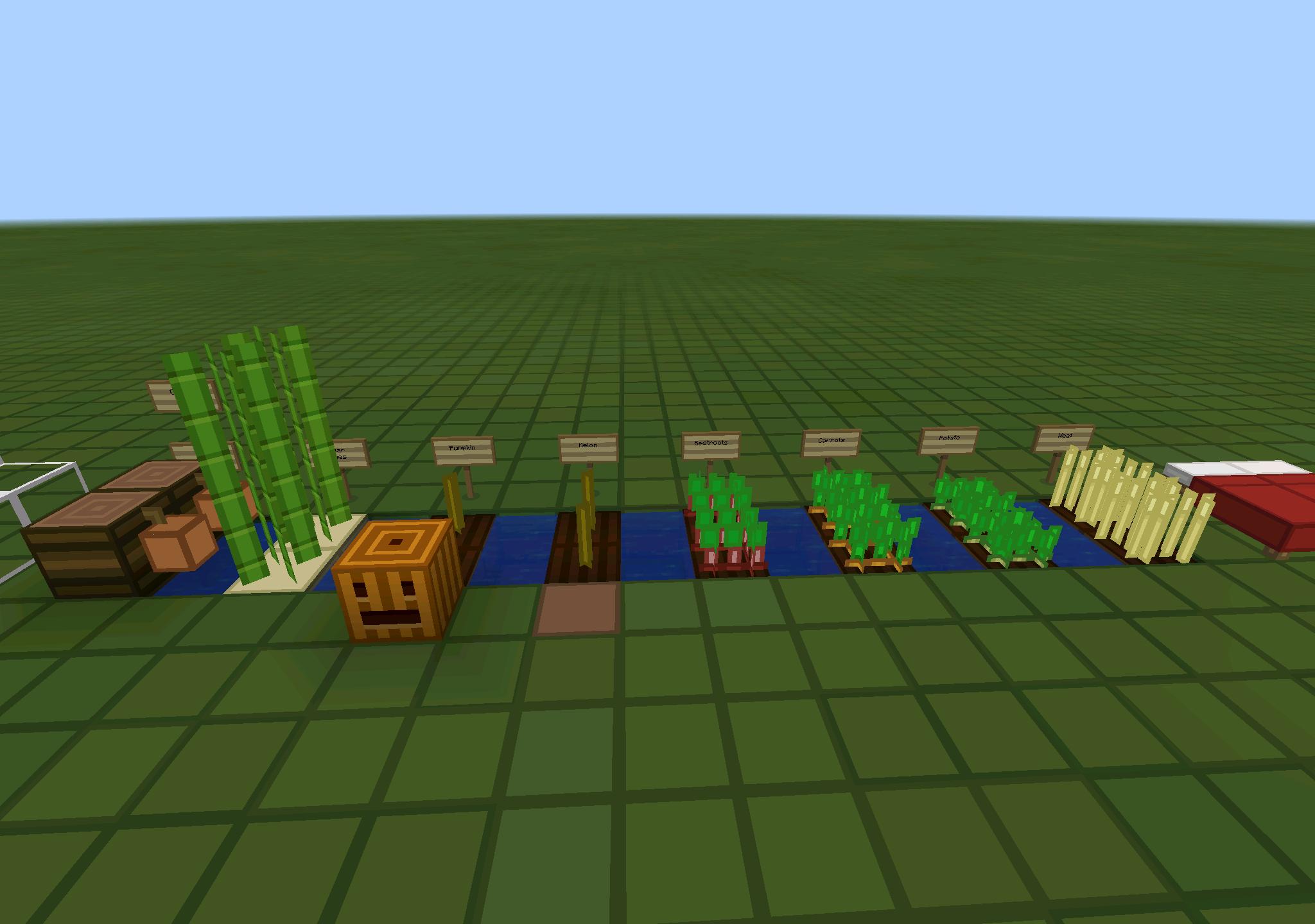 oCd Texture Pack 16×16   Minecraft PE Texture Packs
