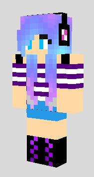 Full List Of Minecraft PE Girl Skins Archive - Skins para minecraft pe para download