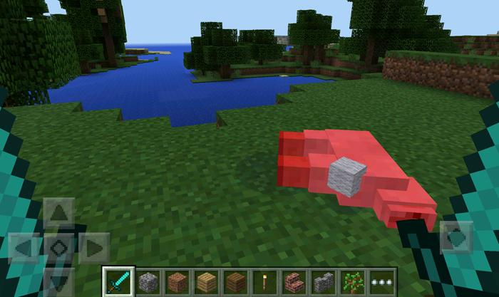 Dual Wielding Mod Minecraft Pe Mods Addons