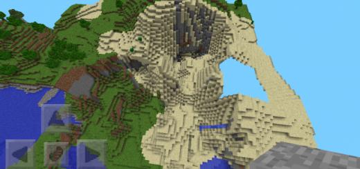 Level 1: High Sand Mountains