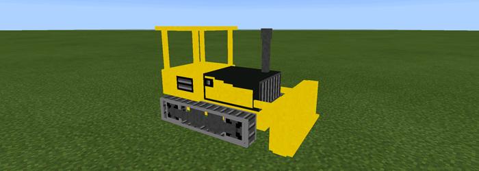 mech-bulldozer