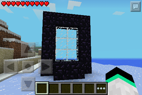 Nether Portal Mod | Minecraft PE Mods & Addons