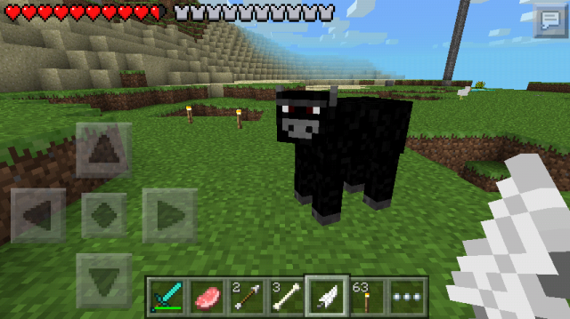 how to train a horse in minecraft pe