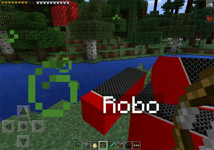 Minecraft 1 1 рецепты скачать