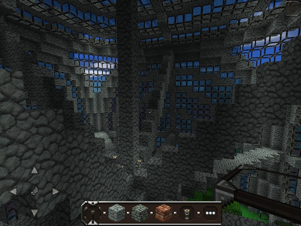 Spheres Survival Minecraft PE Maps