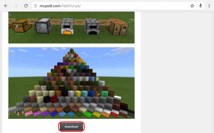 How To Install Minecraft PE Resource Texture Packs For Android - Minecraft pe kostenlos spielen pc