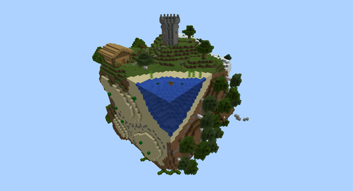 The cube creation survival minecraft pe maps thecube3 thecube5 thecube4 gumiabroncs Gallery