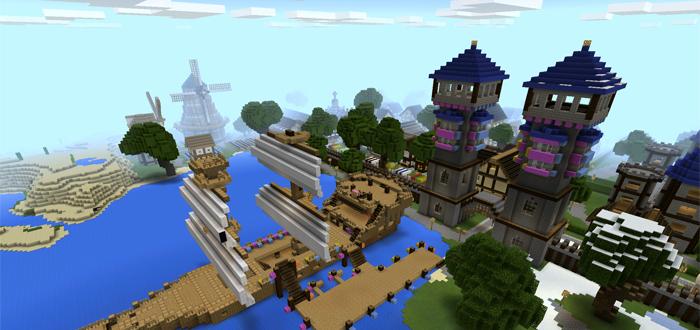 Kingdom of Verona [Creation]   Minecraft PE Maps