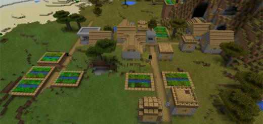 minhapika: Mountain Village