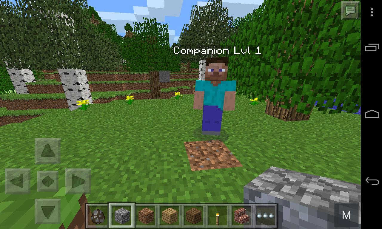 The Companion Mod   Minecraft PE Mods & Addons