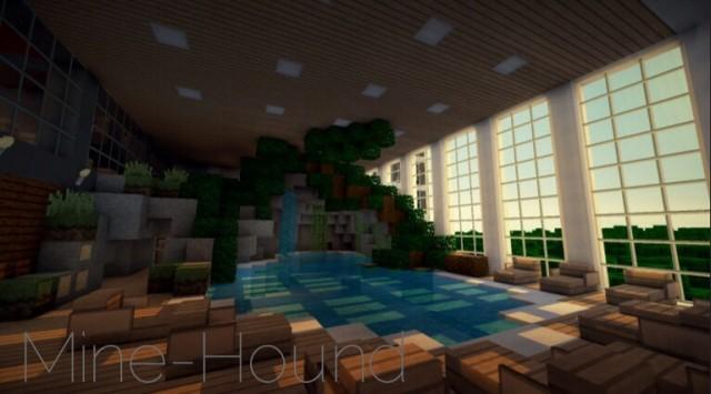 Ceranese Hotel Creation Minecraft Pe Maps