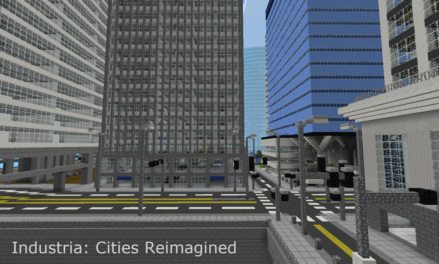 Industria – An Extremely Detailed City [Creation] [Adventure