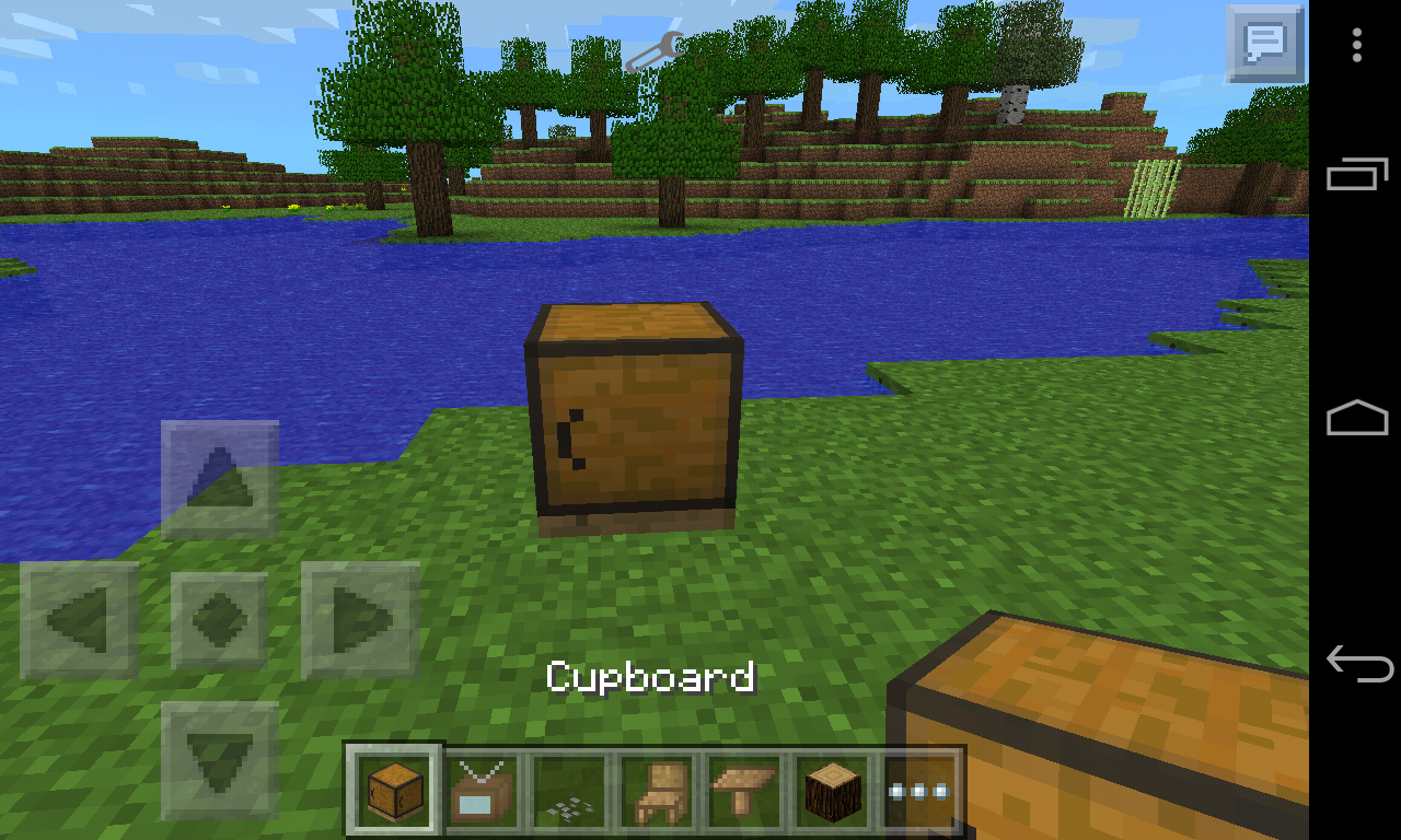 Pocket Furniture Minecraft Pe Mods Addons