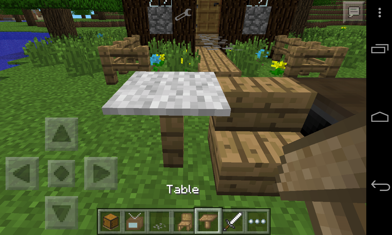 Pocket Furniture | Minecraft PE Mods & Addons