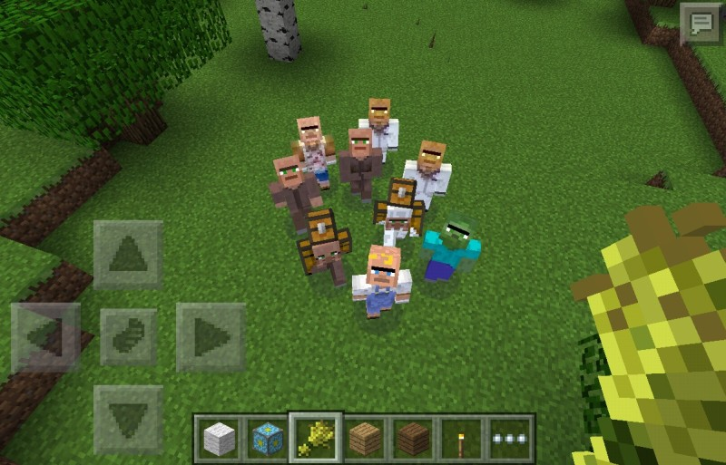 Villagers Mod | Minecraft PE Mods & Addons