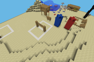 bikini bottom city creation minecraft pe maps