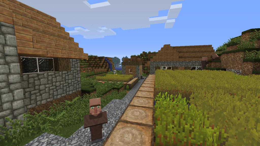 Natural Texture Pack 3232 Minecraft PE Texture Packs