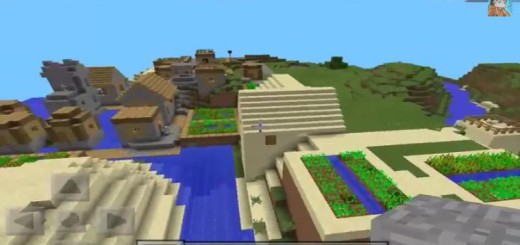 1405058635: Three Villages in One (Sand Village Included!)
