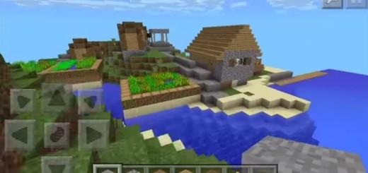 85959: Village with Emeralds