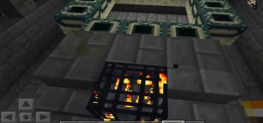 robot: Stronghold & End Portal