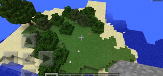ANDROMAX C: Survival Island