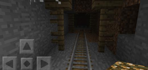1402354617: Abandoned Mineshaft