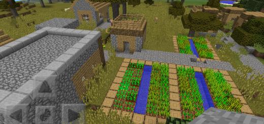 1402488816: Two Huge Villages