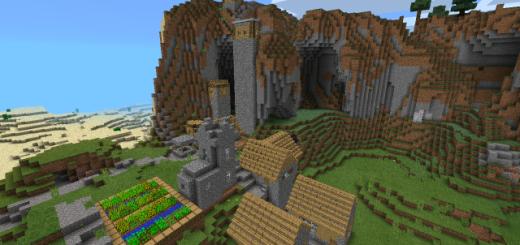 super pig: Mountain Village