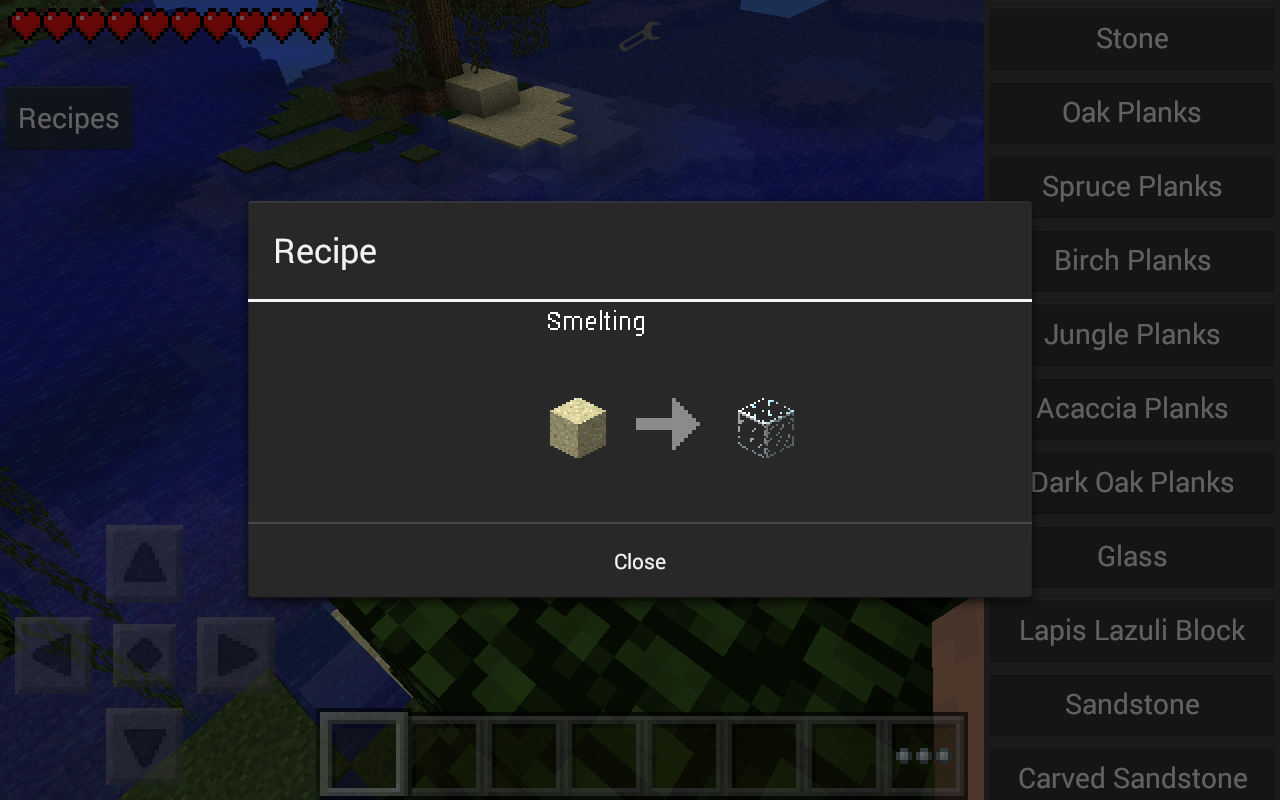 CraftGuide: In-Game Wiki, Show Recipes In-game | Minecraft