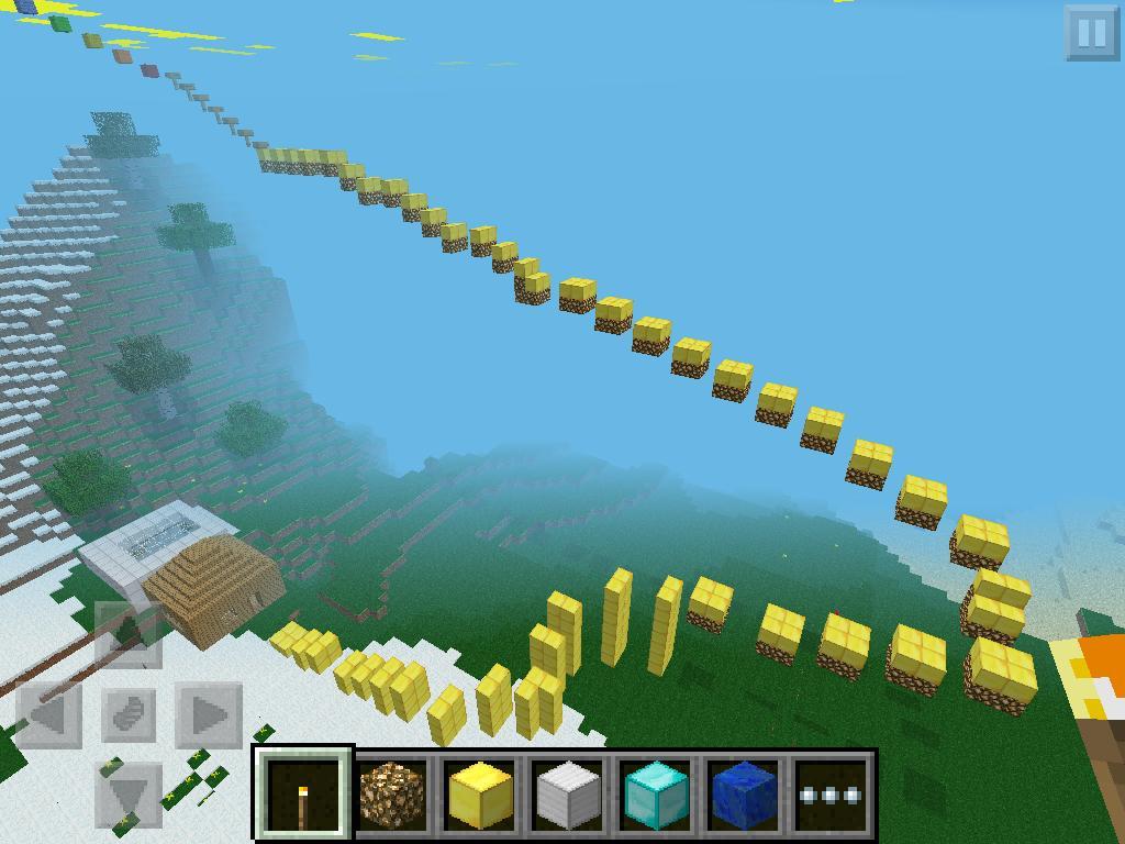 Epic Jump Map Version 1 Parkour Minecraft Pe Maps