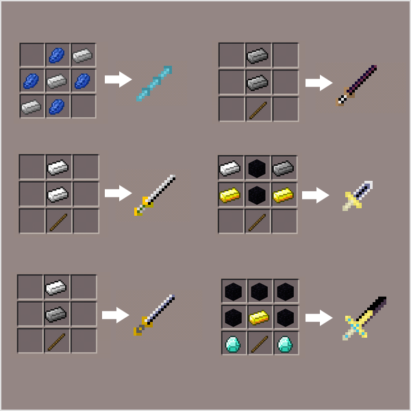 How To Craft An Axe In Minecraft Pocket Edition