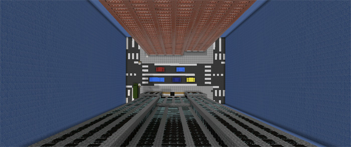 Dropper Minecraft Map on