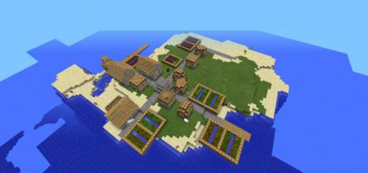 1407434958: Island Village