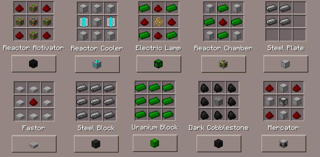 Как сделать свои блоки на карте