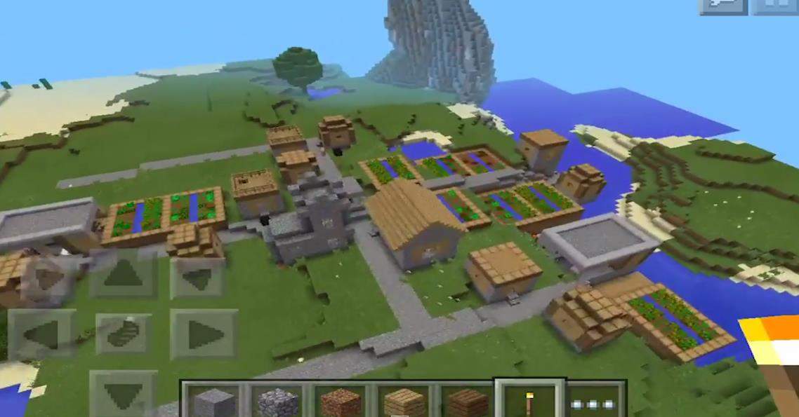 how to find dungeons in minecraft pe
