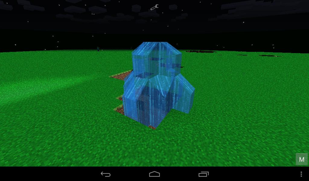 Creeper+ Mod