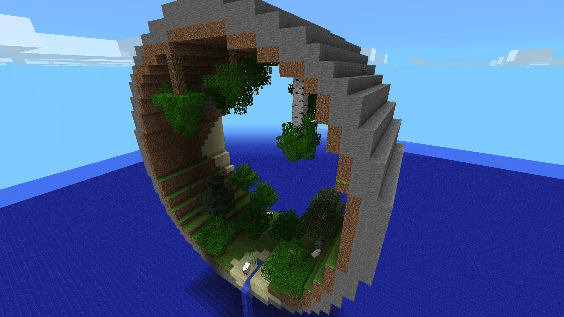 minecraft stampylongnose how to build a sky island