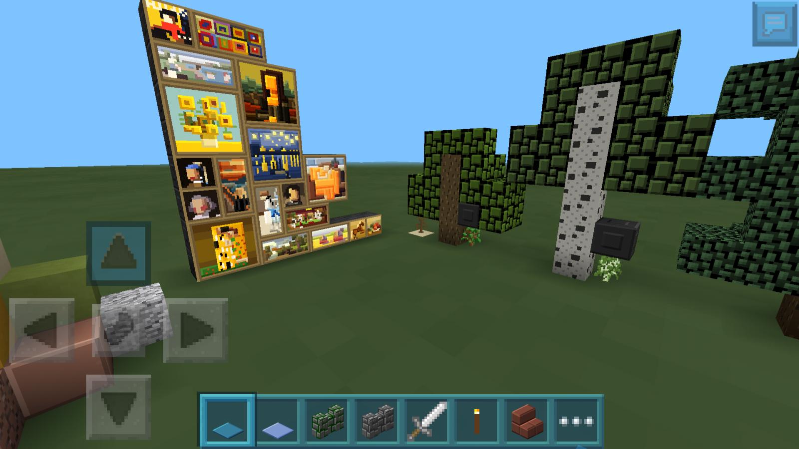 Minecraft fnaf texture pack butik work