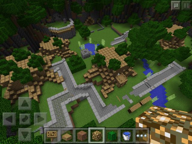 ZeldaCraft II Part Adventure Minecraft PE Maps - Skins para minecraft pe zelda