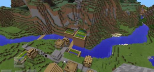 1413035703: Two Glitched Villages & Extreme Mountains