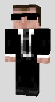 скачать агента скин для Minecraft - фото 11