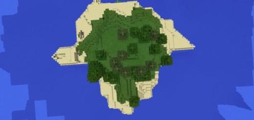 1406989107: Medium Sized Survival Island