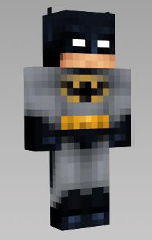 Superheroes Archive - Skins para minecraft pe de batman