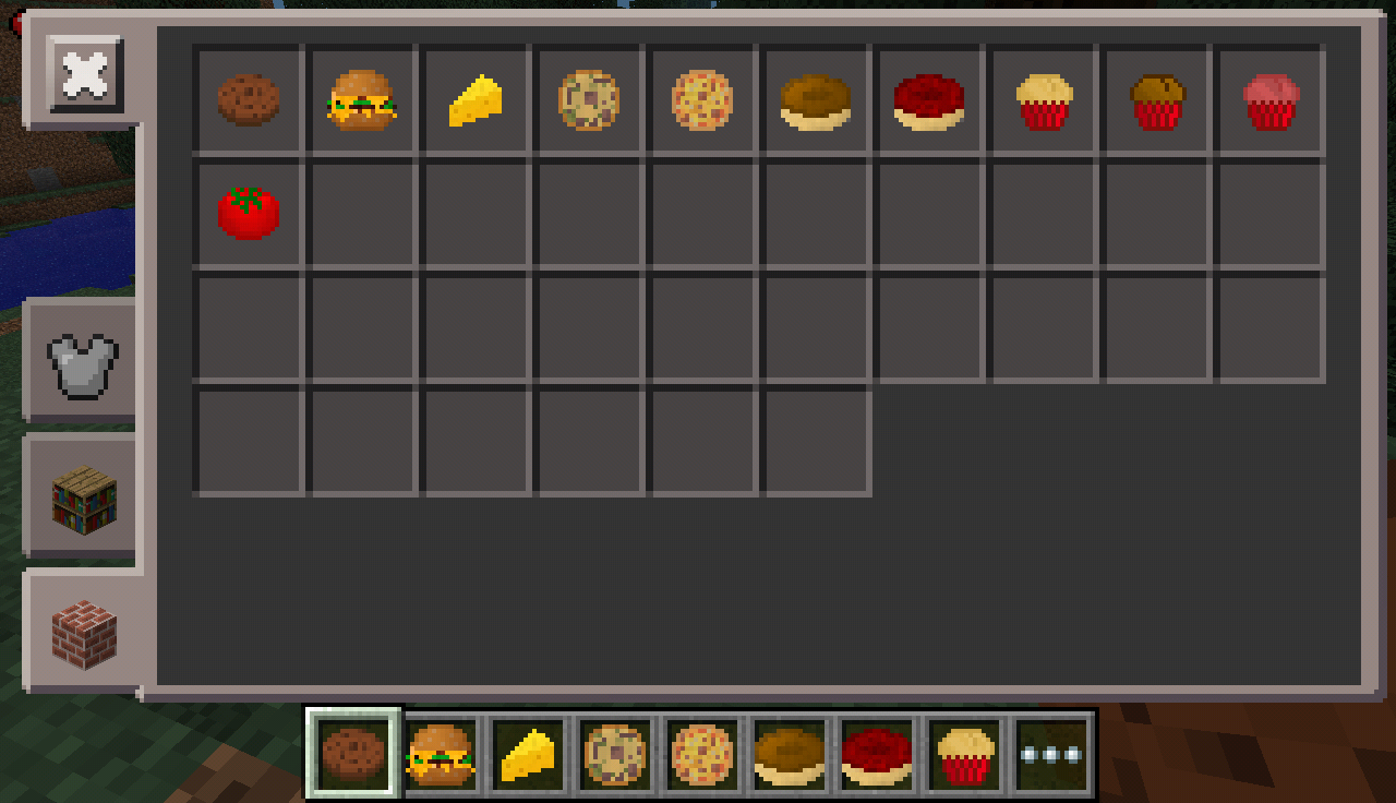 Much Food Mod | Minecraft PE Mods & Addons