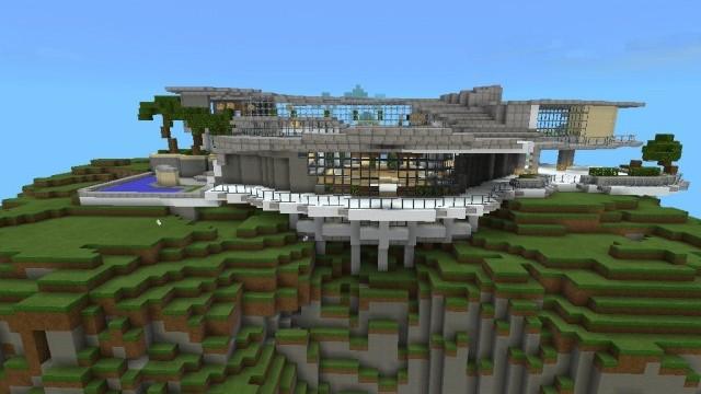 Stark Mansion  Creation