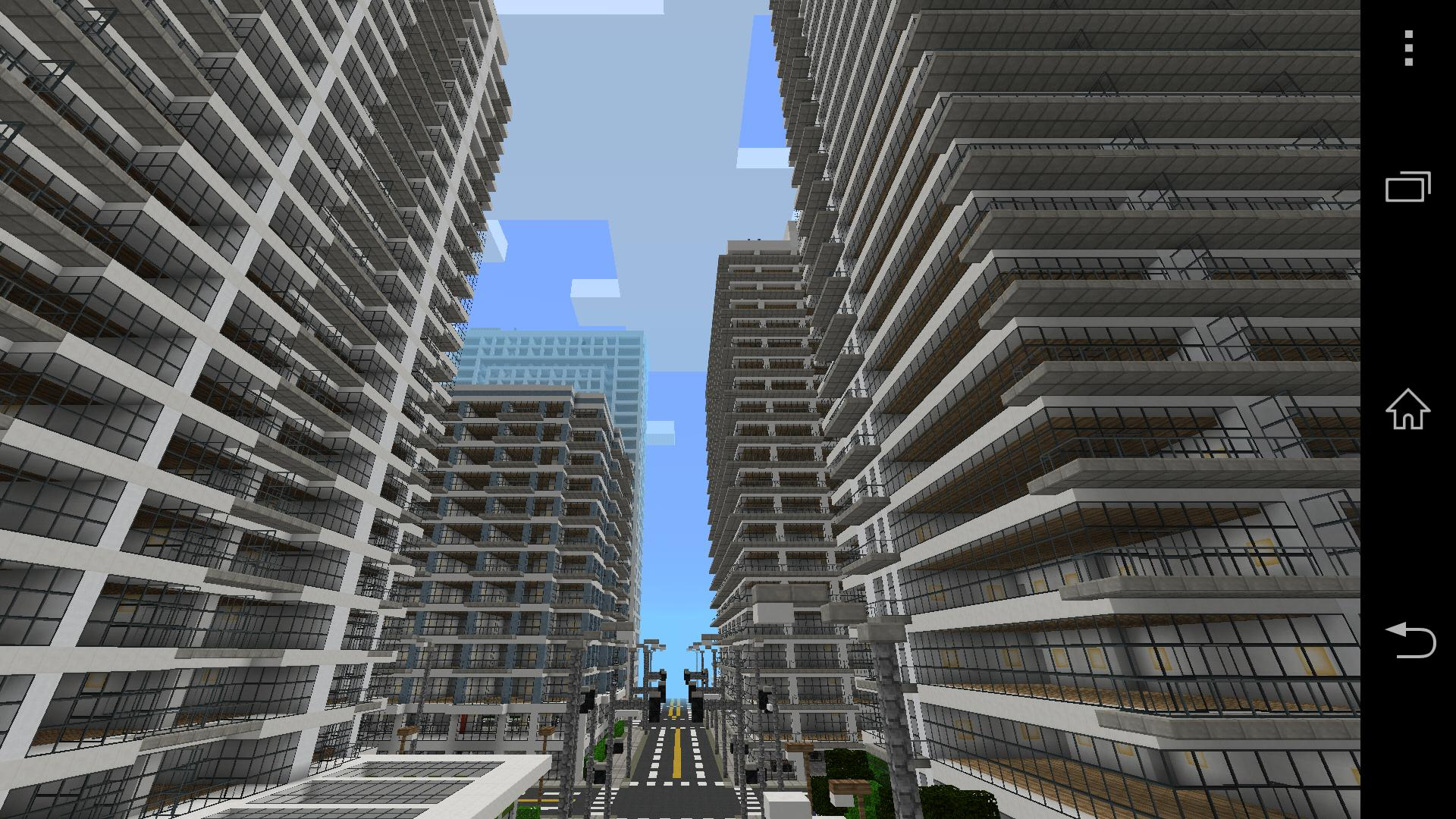 Small Modern Condo #1 Minecraft Project