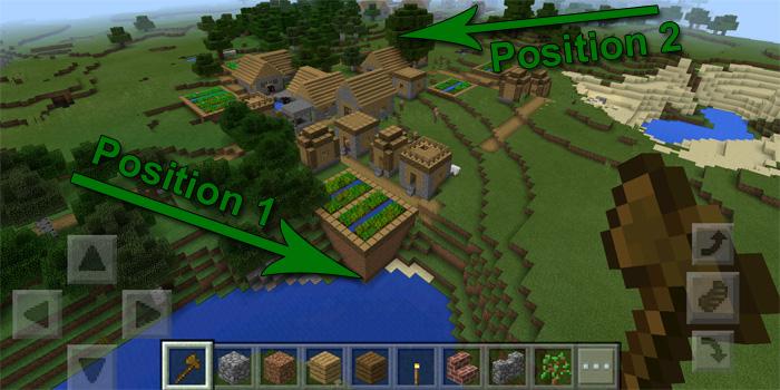 Worldedit PE (Android) | Minecraft PE Mods & Addons