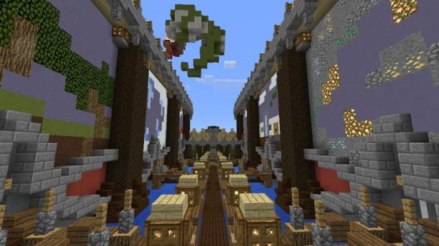 1v1 PvP Arena Battles [PvP] | Minecraft PE Maps